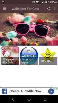 Wallpaper For Girls screenshot 8