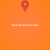 Nearby Atm Bank Post office icon