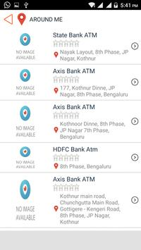Nearby Atm Bank Post office apk screenshot