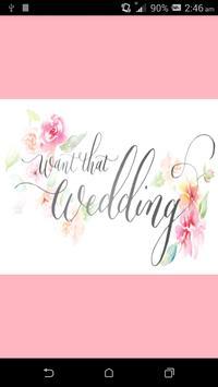 Wedding Trends poster