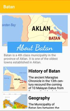 Explore Batan screenshot 1