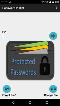 Password Wallet poster