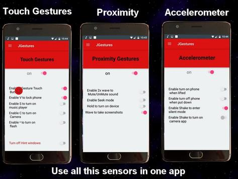 JGestures -The Gesture App for Android - APK Download