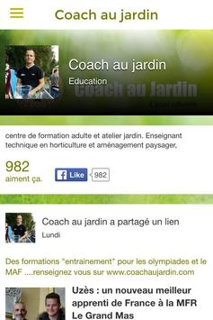 Coach Jardin coach au jardin apk download - free education app for android