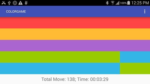 ColorGame apk screenshot