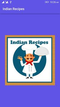 1000+ Indian Recipes In Hindi poster