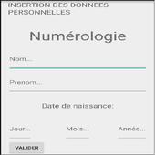 Numérologie icon