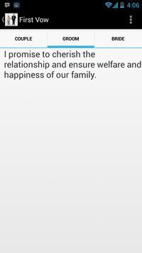 Seven vows of Hindu Marriage screenshot 2