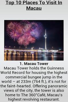 Macau Hotel screenshot 1