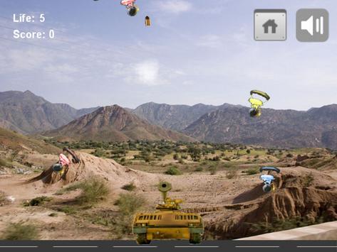Super Fiery Tank apk screenshot