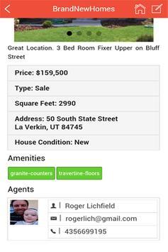 Real Estate App Builder screenshot 2