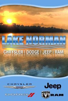 Lake Norman poster