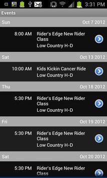 Low Country Harley-Davidson apk screenshot