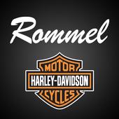 Rommel Harley-Davidson icon