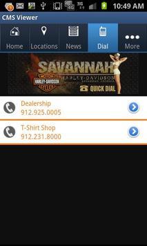 Savannah Harley-Davidson screenshot 1