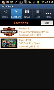 Savannah Harley-Davidson screenshot 2