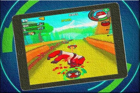 New Ben 10 Up To Speed Trick screenshot 2