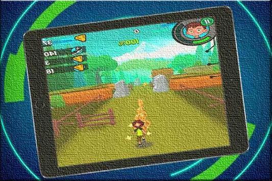 New Ben 10 Up To Speed Trick screenshot 3
