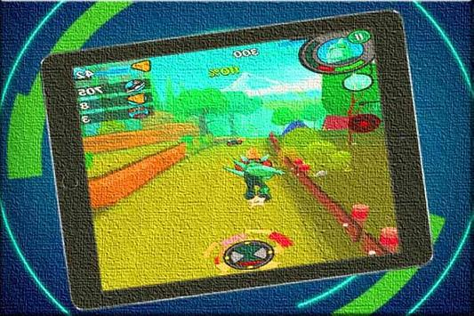 New Ben 10 Up To Speed Trick screenshot 4