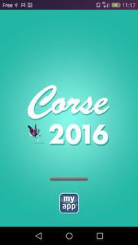CORSE 2016 poster