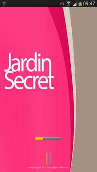 Jardin Secret poster