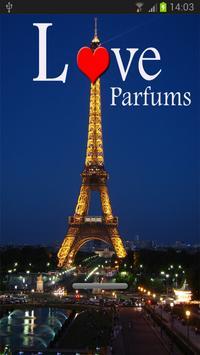 love paris poster
