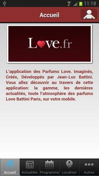 love paris apk screenshot