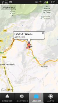 Hôtel la Fontaine screenshot 3