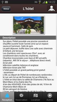 Hôtel la Fontaine screenshot 2