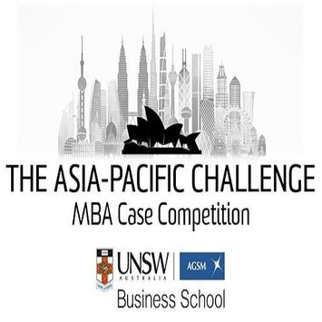 The Asia-Pacific Challenge poster