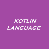 Kotlin Language icon
