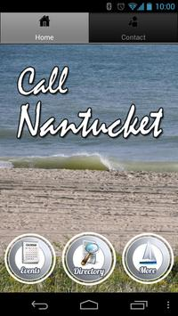 Call Nantucket Phone Directory poster