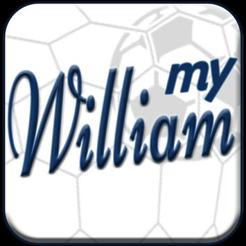 All my William H 's apps poster