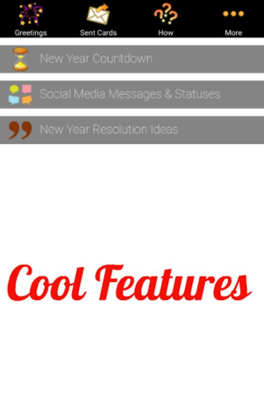 New year greeting cards apk download free tools app for android new year greeting cards apk screenshot m4hsunfo