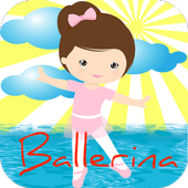 Ballerina Water Hop icon