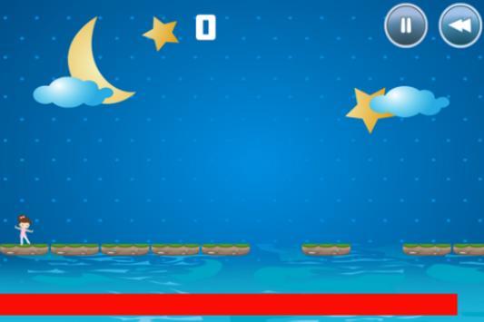Ballerina Water Hop screenshot 2