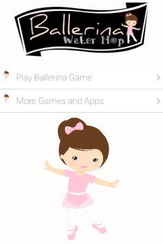 Ballerina Water Hop screenshot 3