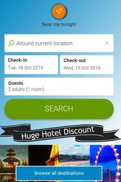 Booking Hongkong Hotels apk screenshot