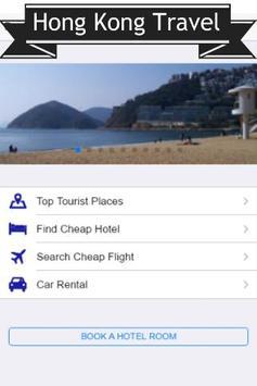 Booking Hongkong Hotels poster
