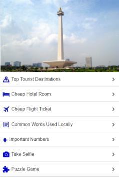 Booking Jakarta Hotels apk screenshot
