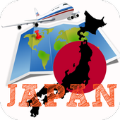 Booking Japan Hotels icon