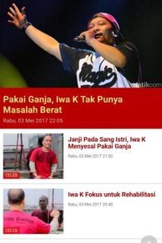 Gosip Hot Artis Indonesia apk screenshot