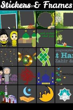 Hari Raya Card & Photo Frame apk screenshot