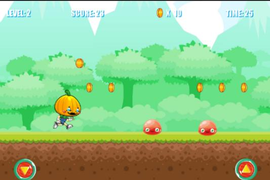 The Pumpkin Man apk screenshot