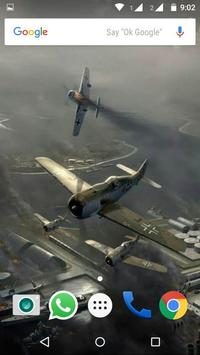 Aircraft Wallpaper HD apk screenshot