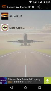 Aircraft Wallpaper HD screenshot 8