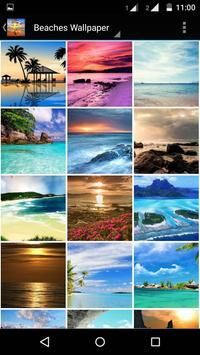 Beaches Wallpaper HD screenshot 2