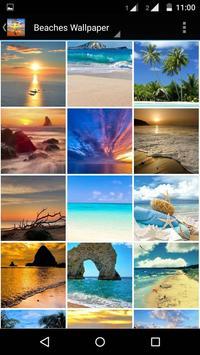 Beaches Wallpaper HD apk screenshot