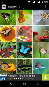 Butterfly Wallpapers HD screenshot 14