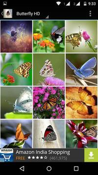 Butterfly Wallpapers HD screenshot 10